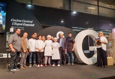 Altaviana se alza con el segundo y tercer premio del concurso de escuelas del Gremio de Confiteros de Valencia en Gastrónoma