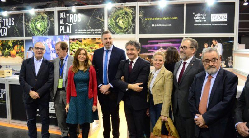 """València Turisme ensalza al pequeño productor local en Gastrónoma con """"Del Tros al Plat"""""""
