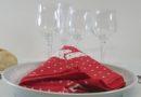 Como poner la mesa , cubiertos y copas. Preparación y elementos Básicos