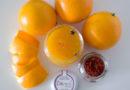 Mermelada de Naranja con Azafrán Desbrín