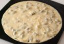 Turrón de chocolate blanco, pistachos y azafrán Desbrín