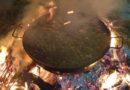 Receta de el gazpacho de orugas