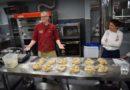 Las alumnas de Altaviana reciben una mastesclass del panadero Torsten Burkhardt