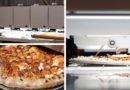 Un robot capaz de preparar 300 pizzas en una hora con solo un operario humano