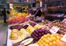 Mercado Central de Valencia-, ante el estado de alerta, garantizando el abastecimiento