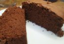 Receta de brownie o bizcocho de chocolate pequeño FACIL