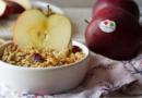 Granola con manzanas Bio Val Venosta y arándanos sin azúcares añadidos