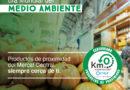El Mercado Central recibe el certificado Km 0, coincidiendo con el Día Mundial del Medio Ambiente