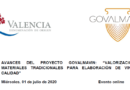 La DO Valencia celebra una Jornada sobre los Avances del Proyecto GOVALMAVIN