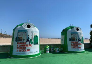 Más de 200 bares, restaurantes y chiringuitos de València participan en el plan de Ecovidrio para incrementar la tasa de reciclaje de vidrio en verano