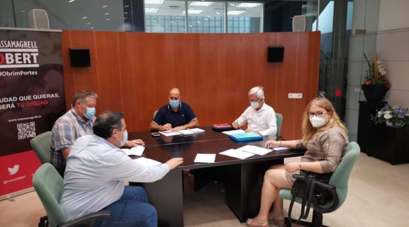 La Asociación Cultural El Camino del Santo Grial une sinergias colaborativas con el Excmo. Ayuntamiento de Massamagrell