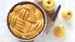 Imagen que contiene tabla, interior, manzana, comida Descripción generada automáticamente