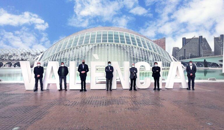 València se consolida como destino gastronómico con su designación como sede de la gala de la Guía Michelin 2022