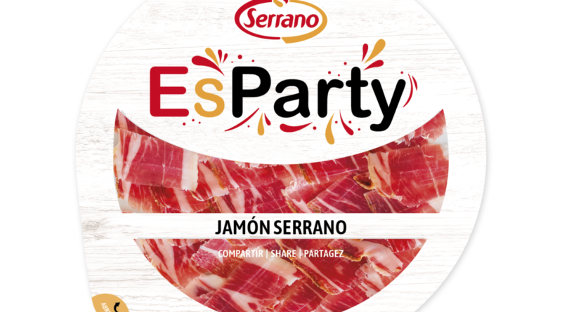 Serrano lanza EsParty, su nueva gamade curados para compartir