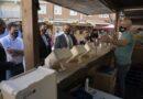 José Martí inaugura en Les Aules la primera Feria de la Provincia 'Castelló Ruta de Sabor'