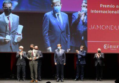 Jamondul, premio Impulso a la Internacionalización en la Noche de la Economía Valenciana