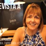 ENTREVISTA a María José San Román. Restauradora, empresaria y chef de Monastrell