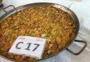 La paellas del concurso y receta de la 60 +1 Edición del Concurs de Paellas de Sueca