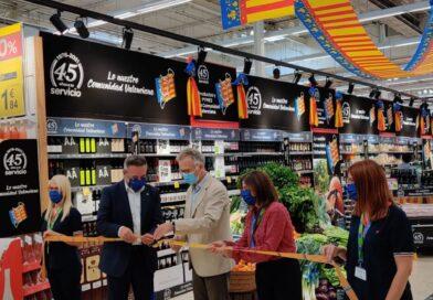 Carrefour apoya a los productores de la comunidad valenciana