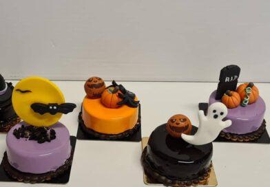 La fiesta de Halloween ya ha empezado en los hornos delGremi de Forners