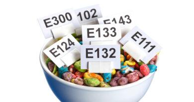 Lista de Aditivos Alimentarios ¿Qué es un aditivo alimentario? −