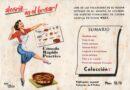 Las  recetas de cocina gráfica Waly, colección